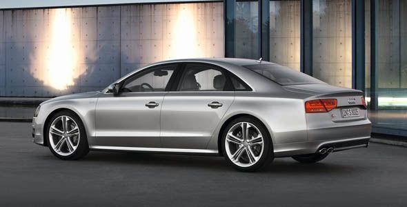 Ya disponibles el Audi S6, S6 Avant, S7 Sportback y S8