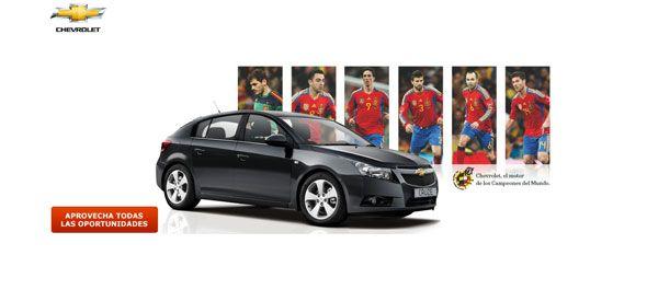 Los coches de las selecciones de la Eurocopa