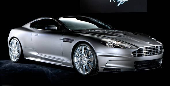 Aston Martin DBS: relevo preparado