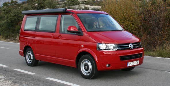 Volkswagen California 2.0 TDI: al volante de una casa
