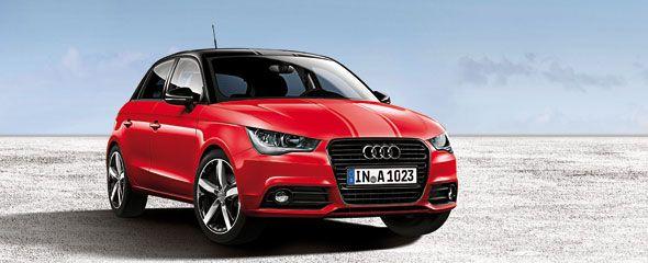 Audi A1 Amplified red y Amplified white, nuevas ediciones limitadas