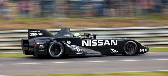 El Nissan Juke Nismo y el Deltawing debutan en Le Mans 2012