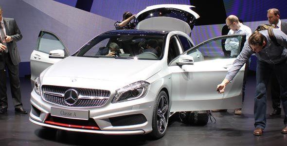 Confirmado el Mercedes A 45 AMG