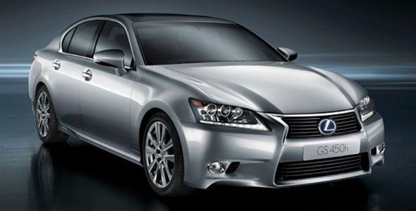 Lexus lanza el nuevo GS 450h