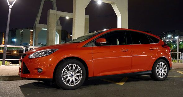 Gama Ford Focus, prueba comparativa