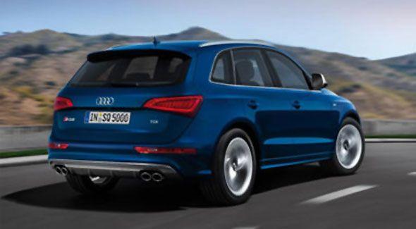 Audi S Q5 3.0 TDi: primer diésel de la marca merecedor de una S