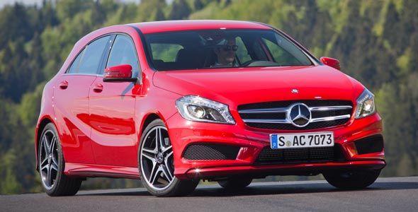 Mercedes Clase A, el más eficiente