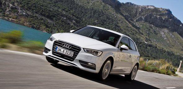 Audi A3 sedán, 3 volúmenes para EE.UU.