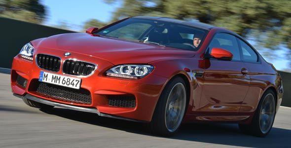 Nuevos BMW M6 Cabrio y Coupé