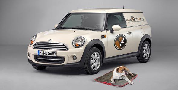 Llega el Mini Clubvan