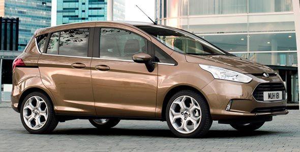 Comienza la producción del Ford B-Max