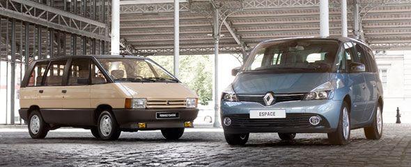 Renault Espace 2013, la pionera se renueva