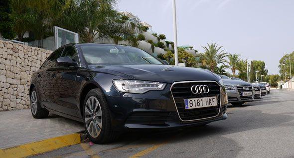 Audi Hybrid, presentación de la gama