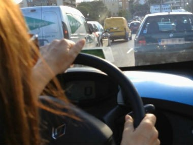Renault Twizy, prueba urbana