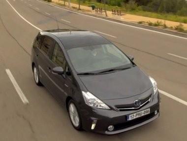 Nuevo Toyota Prius +