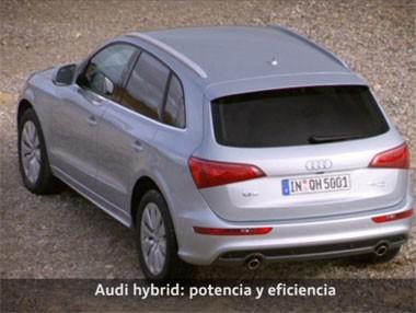Nueva gama Audi Hybrid