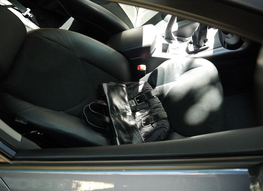 Evitar robos en el coche