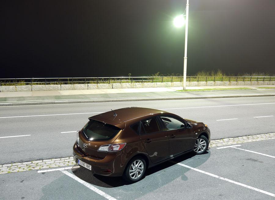 Mazda 3 Mirai 1.6 CRTD 115 CV, La Coruña, Rubén Fidalgo