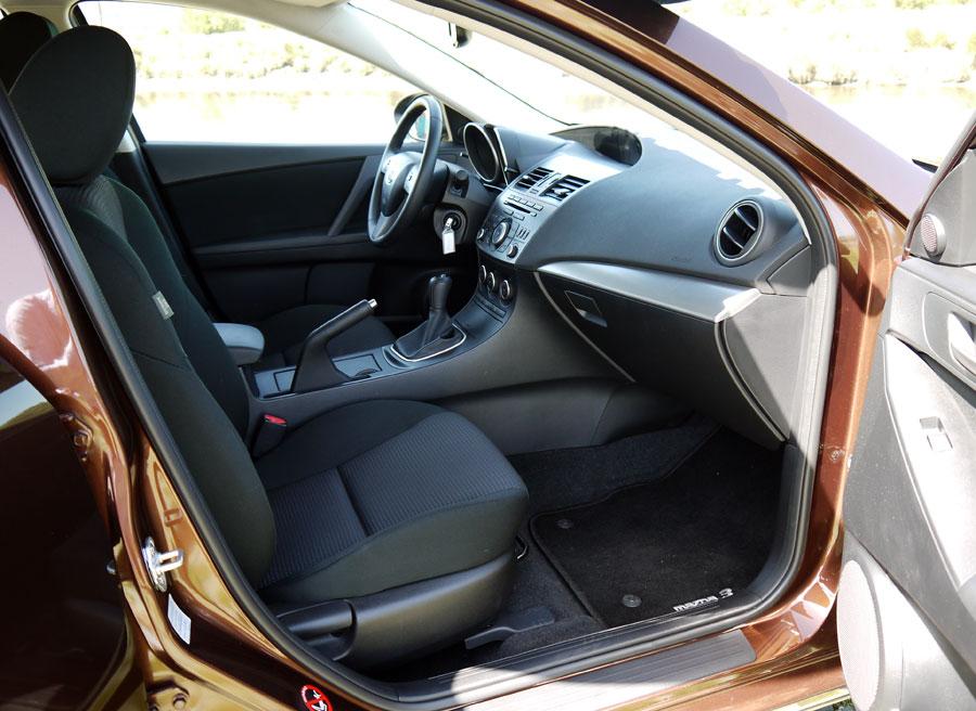 Mazda 3 Mirai 1.6 CRTD 115 CV, Betanzos, Rubén Fidalgo
