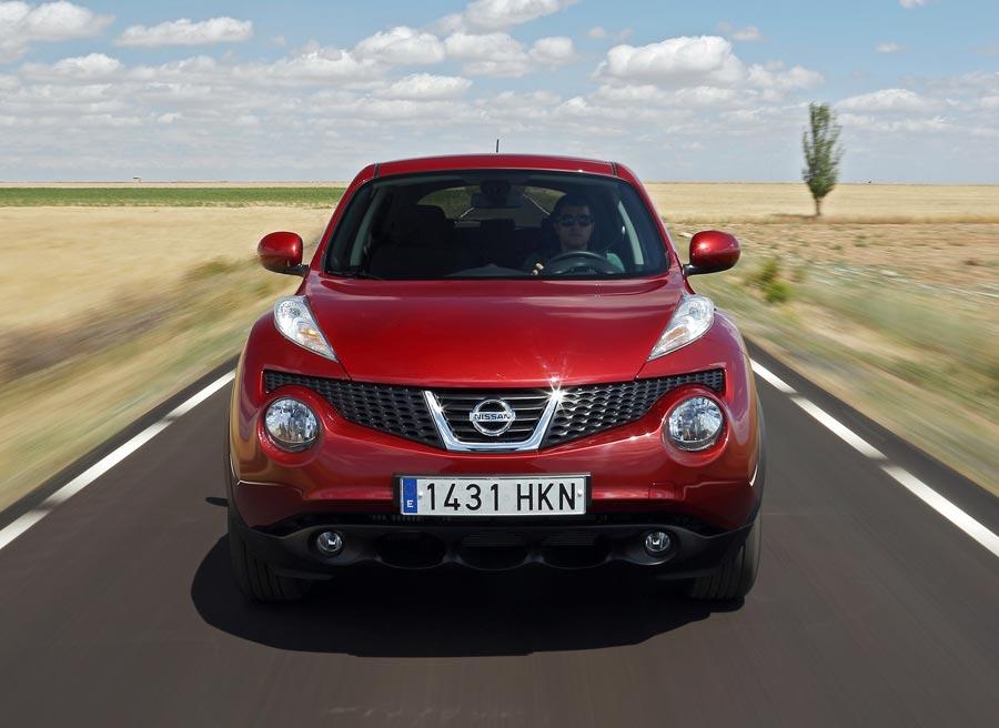 A pesar de llevar ya un tiempo en el mercado, la imagen del Nissan Juke sigue llamando la atención.