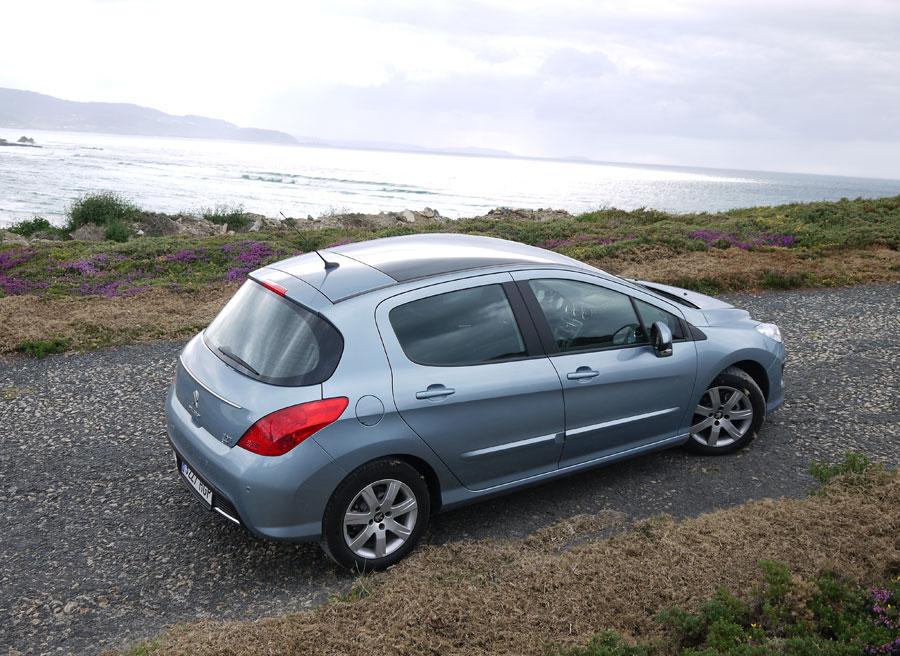 Peugeot 308 e HDi 112 CV, Sabón, Rubén Fidalgo