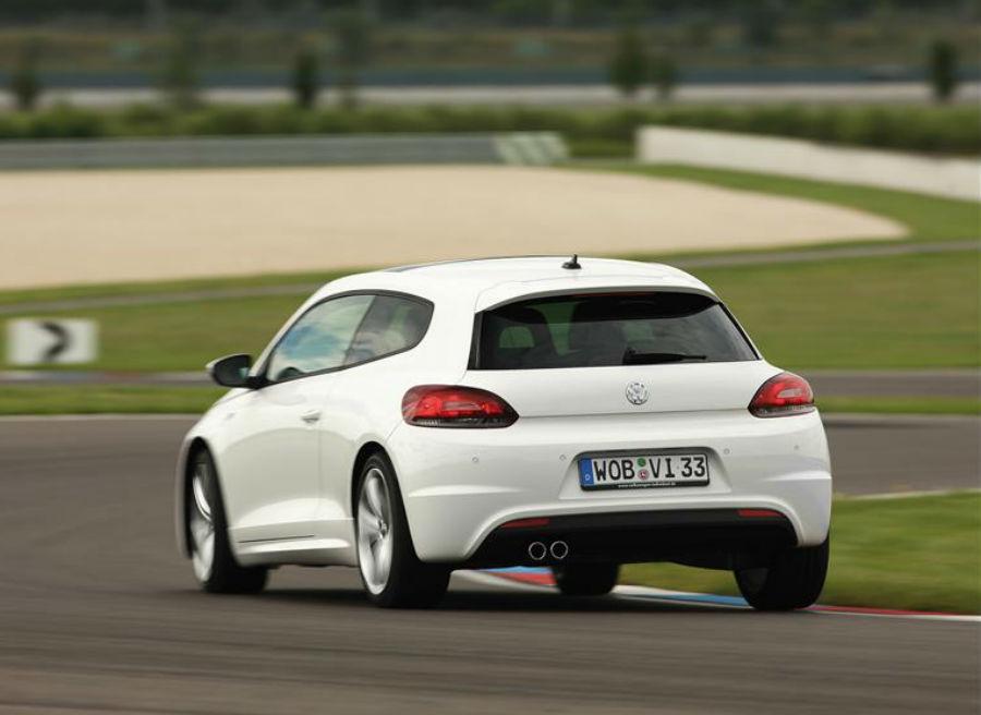 El Volkswagen Scirocco Hurricane estará disponible desde 21.500 euros.