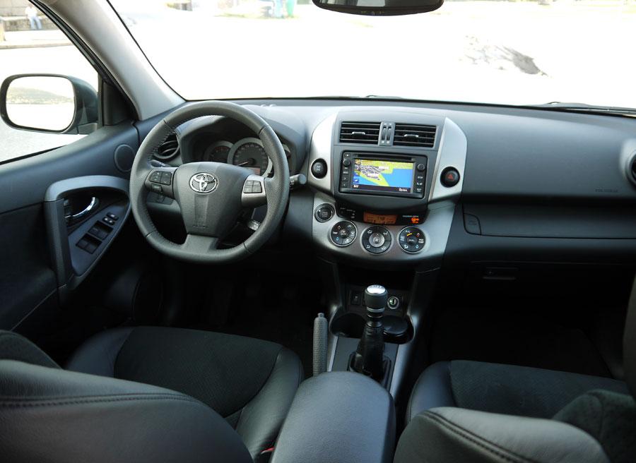 Toyota Rav4 Yokubari D-Cat, interior, Rubén Fidalgo