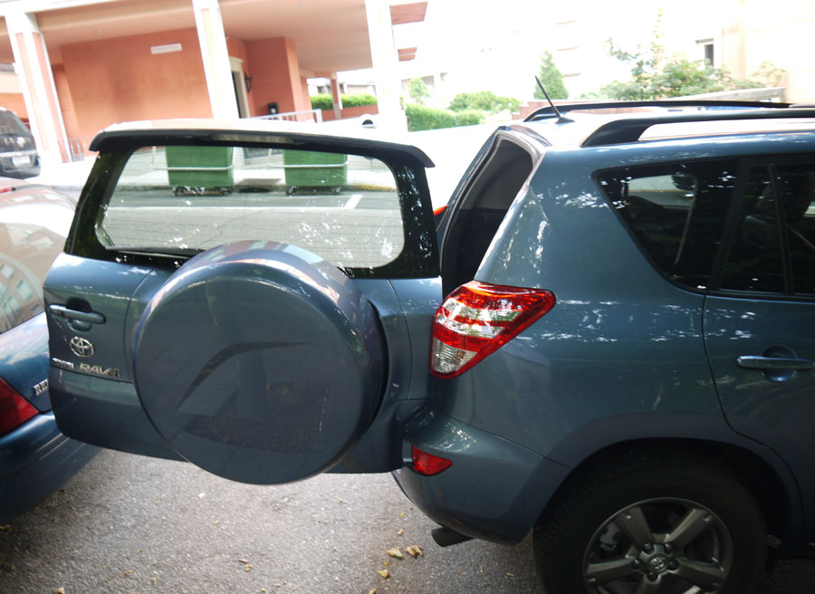 Toyota Rav4 Yokubari D-Cat, Rubén Fidalgo