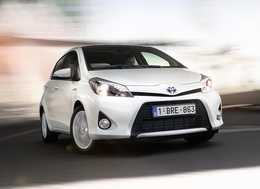 El precio del Toyota Yaris Hybrid es de 15.900 euros.