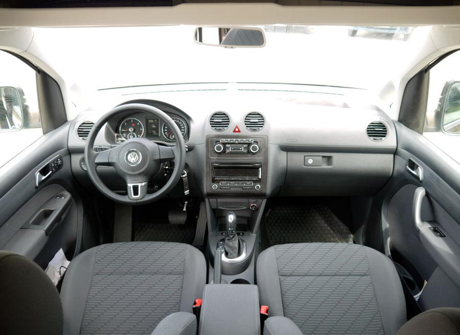 VW Caddy Maxi Confortline 2.0 TDi DSG, Rubén Fidalgo