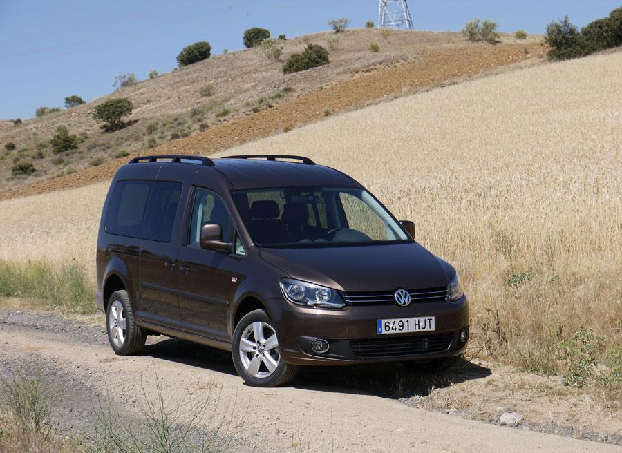 VW Caddy Maxi Confortline 2.0 TDi DSG,Labajos, Rubén Fidalgo