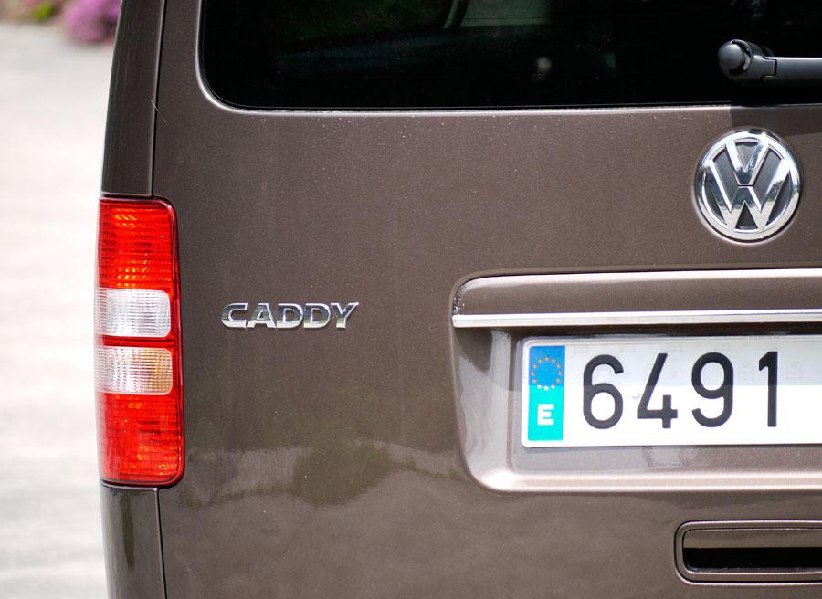 VW Caddy Maxi Confortline 2.0 TDi DSG,CUVI, Rubén Fidalgo
