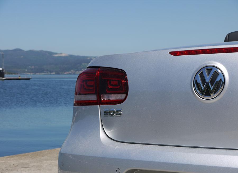 VW Eos 1.4 TSi, Puerto de Santradán, Rubén Fidalgo