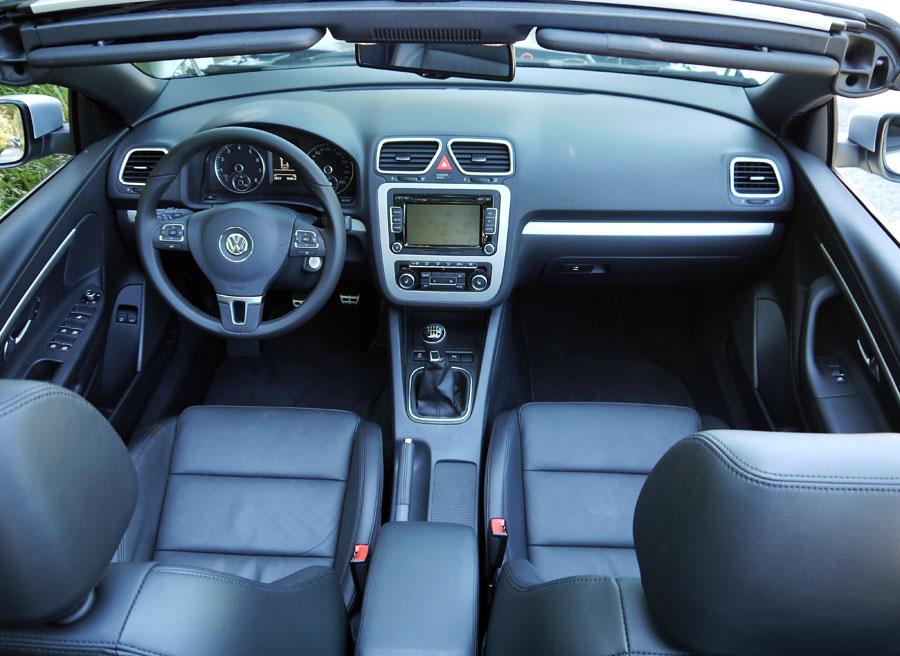 VW Eos 1.4 TSi, Rubén Fidalgo