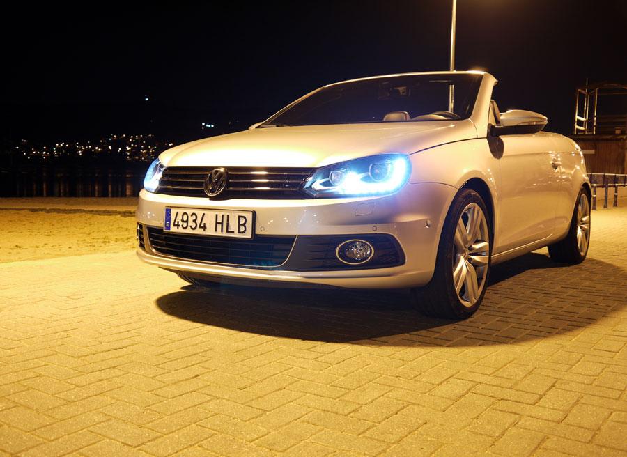 VW Eos 1.4 TSi, Playa Arealonga Teis, Rubén Fidalgo