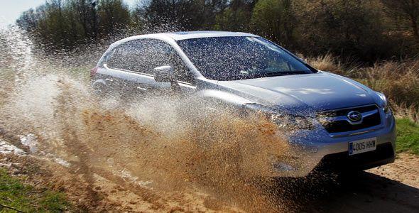 1.500 km en un Subaru XV
