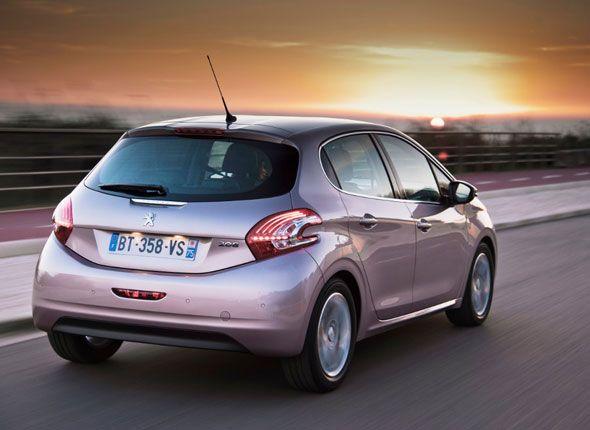 Peugeot estrena en el 208 su nueva generación de motores de tres cilindros