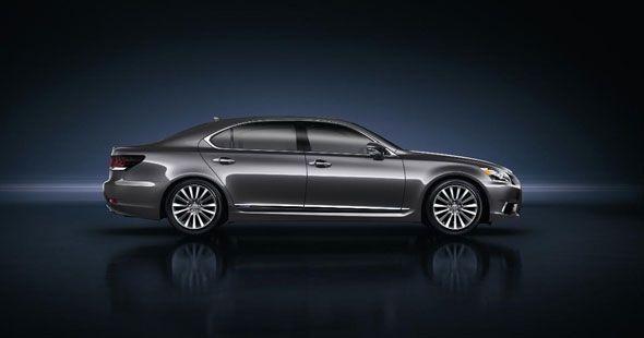 Mejoras en el Lexus LS para atraer a más clientela