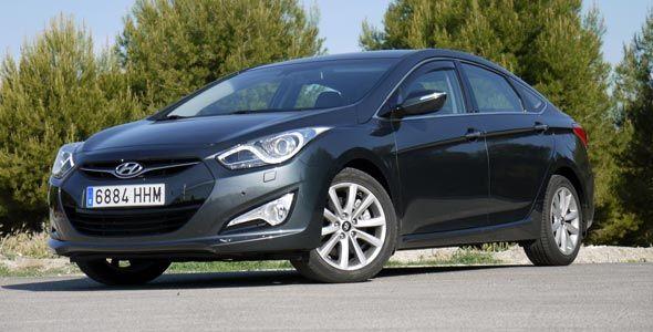 Hyundai i40 Sedán 1.7 CRDi 136 CV: el señor coreano