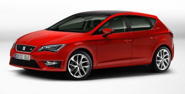 Llega el nuevo Seat León 2013