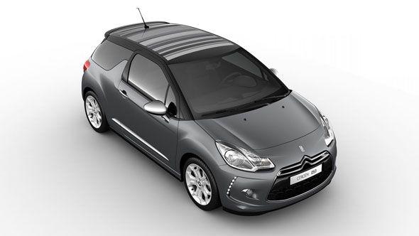 Citroën DS3 Graphic Art, edición especial con diseño urbanita