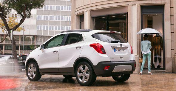 Ya tenemos los precios del Opel Mokka