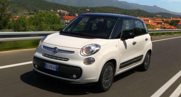 Fiat 500L: más tamaño, misma esencia