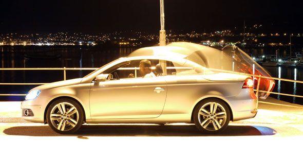 Volkswagen Eos 1.4 TSi: prueba al aire libre