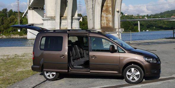 "Volkswagen Caddy Maxi 2.0 TDI Comfortline: la ""maxi-prueba"""
