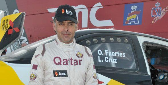 """Lucas Cruz: """"Para ir al Dakar, un copiloto debe tener capacidad de sufrimiento"""""""