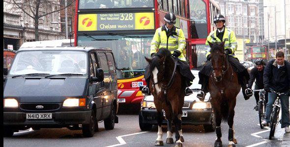 Trucos para viajar en coche a Londres 2012