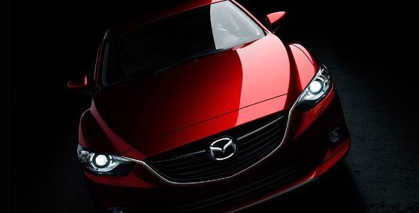 El nuevo Mazda6 se presenta en el Salón del Automóvil de Moscú