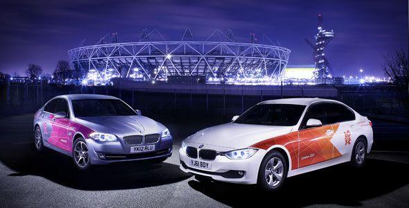 Lo que no sabes sobre los coches y los Juegos Olímpicos