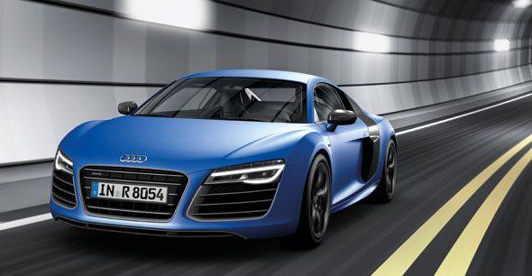 El nuevo Audi R8 estará a la venta a finales de año